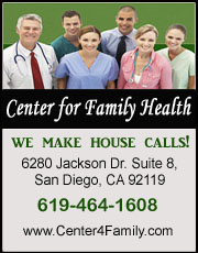 Center for Family Health Rancho San Diego 92019