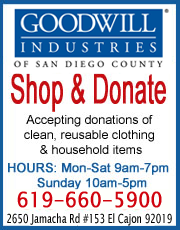 Goodwill Industries Rancho San Diego 92019
