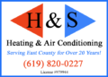 H & S Heating and Air Conditioning