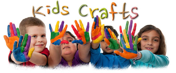 Kids Craft Corner at the Rancho SD Library