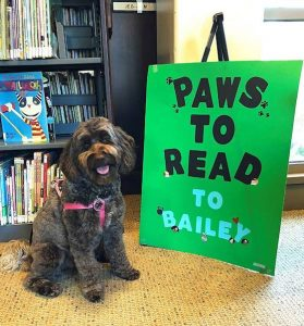 Paws to Read @ Rancho San Diego Library