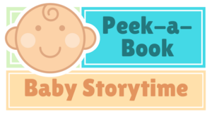 Peek-a-Book Baby Storytime @ Rancho San Diego Library | El Cajon | California | United States