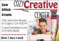 Cozy Creative Center